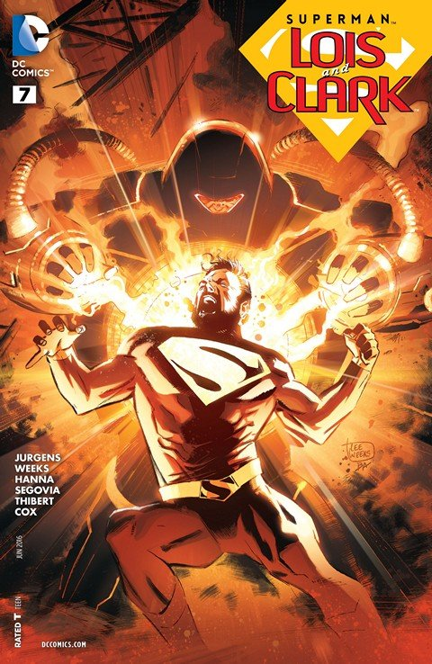 Superman – Lois & Clark #7
