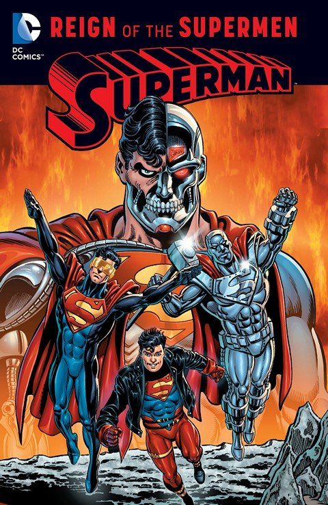 Superman – Reign of the Supermen (2016 Edition)