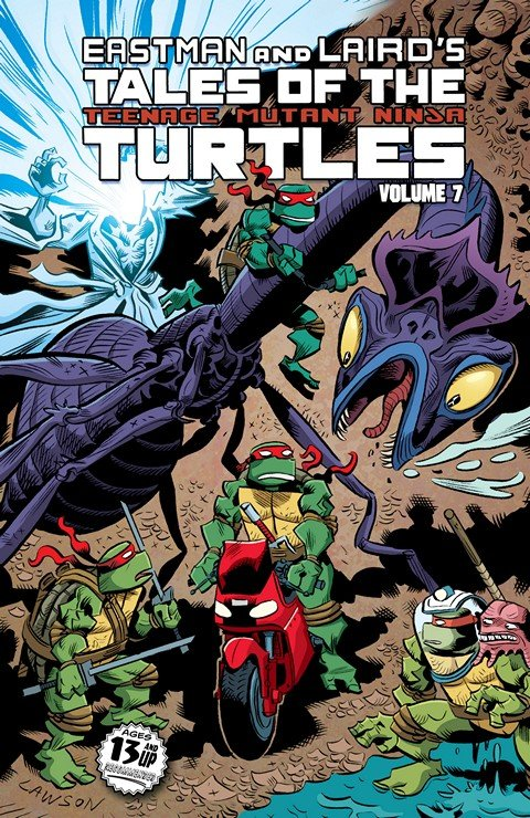 Tales of the Teenage Mutant Ninja Turtles Vol. 4 – 7