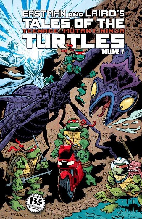 Tales of the Teenage Mutant Ninja Turtles Vol. 4 – 7