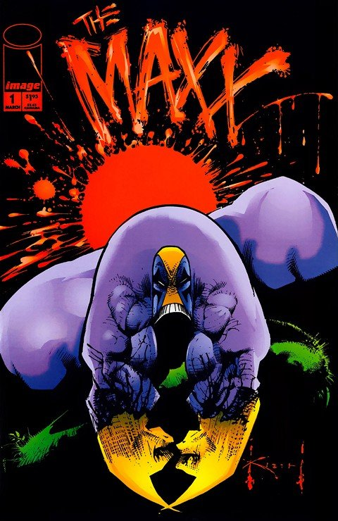 The Maxx (Collection) (1993-1996)