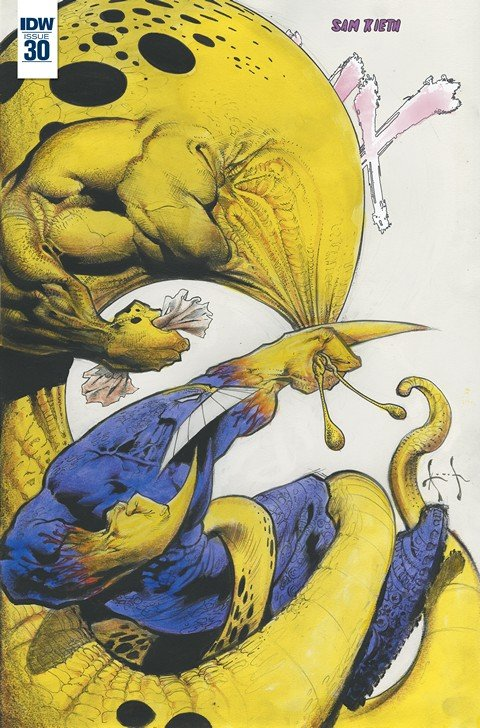 The Maxx – Maxximized #1 – 30
