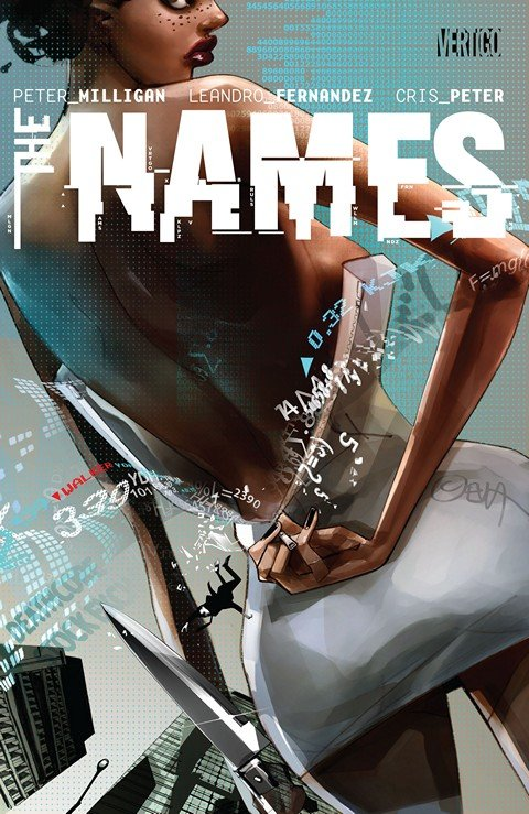 The names – comics