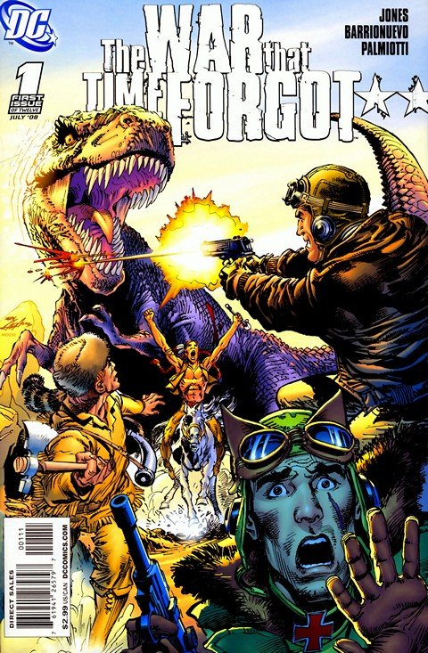 The War That Time Forgot #1 – 12