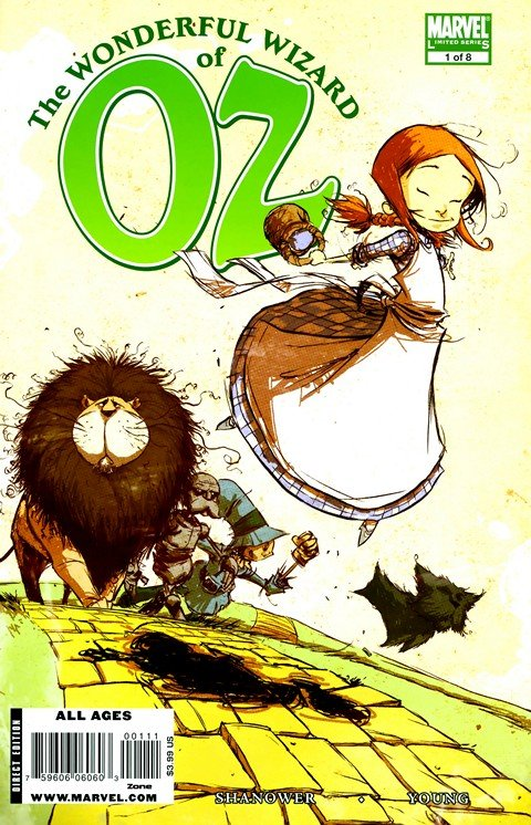 The Wizard of Oz (Collection) (2009-2014)