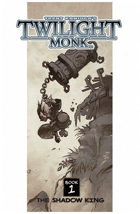 Twilight Monk Vol. 1 – 2