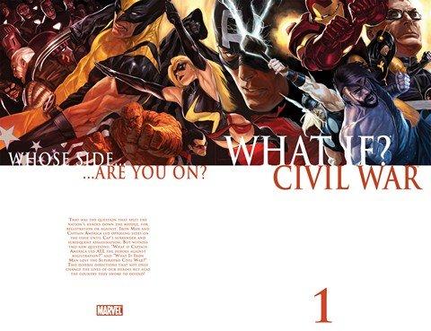 What If – Civil War #1