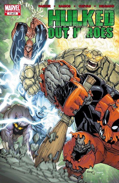 World War Hulks – Hulked-Out Heroes #1 – 2