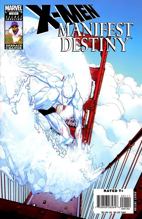 X-Men – Manifest Destiny