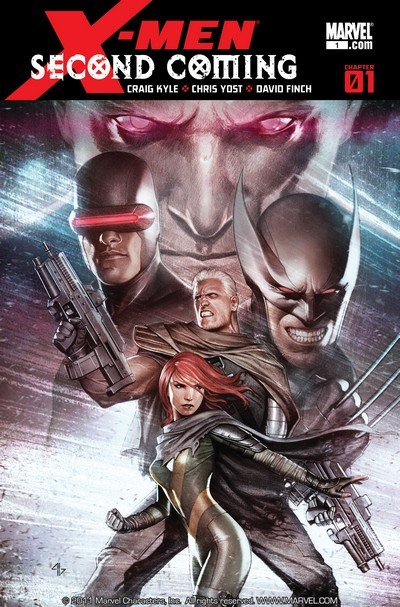 X-Men – Second Coming (Story Arc) (2010)