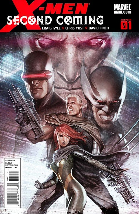 X-Men – Second Coming (Story Arc + Tie Ins)