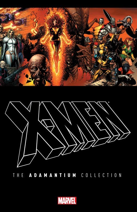 X-Men – The Adamantium Collection