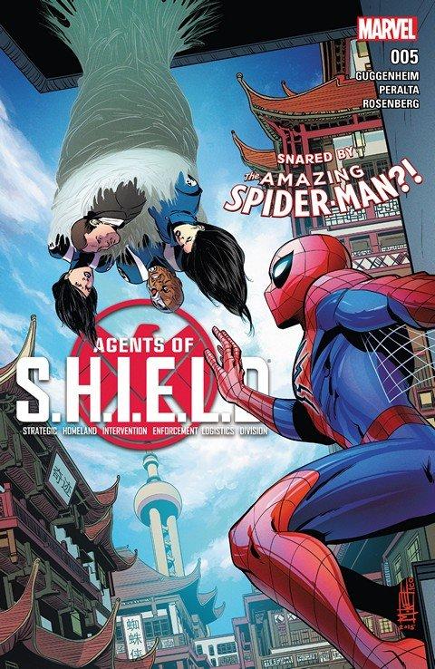 Agents of S.H.I.E.L.D. #5