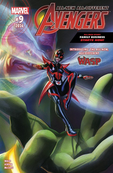 All-New, All-Different Avengers #9