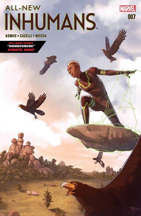 All-New Inhumans #7