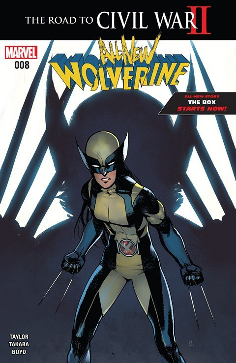 All-New Wolverine #8