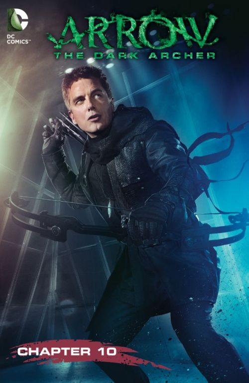 Arrow – The Dark Archer #10