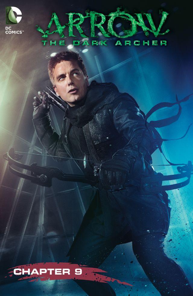 Arrow – The Dark Archer #9