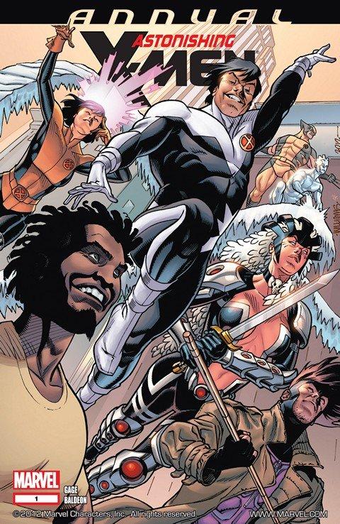Astonishing X-Men Annual (2012)