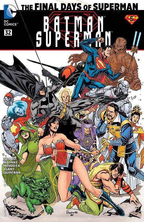Batman – Superman #32