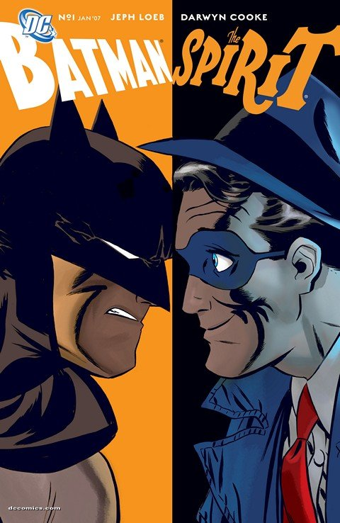 Batman – The Spirit #1