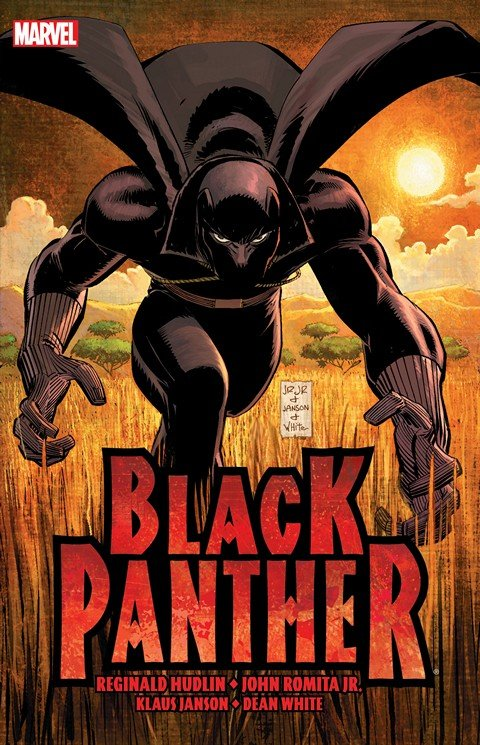 Black Panther Vol. 4 TPB Vol. 1 – 8 (2008-2009)