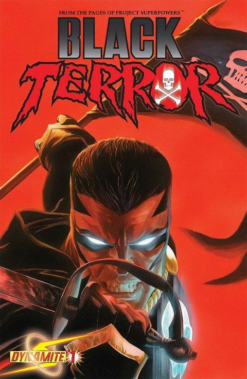 Black Terror #1 – 14