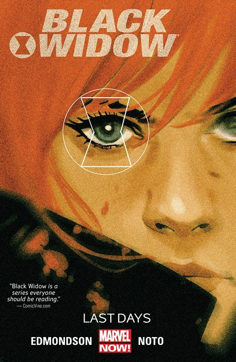 Black Widow Vol. 3 – Last Days