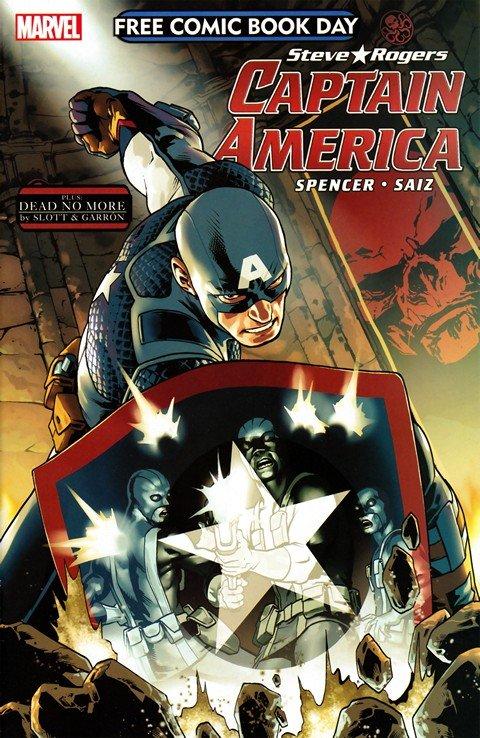 Captain America (FCBD 2016)
