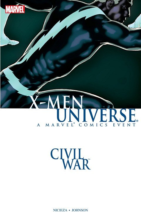 Civil War – X-Men Universe