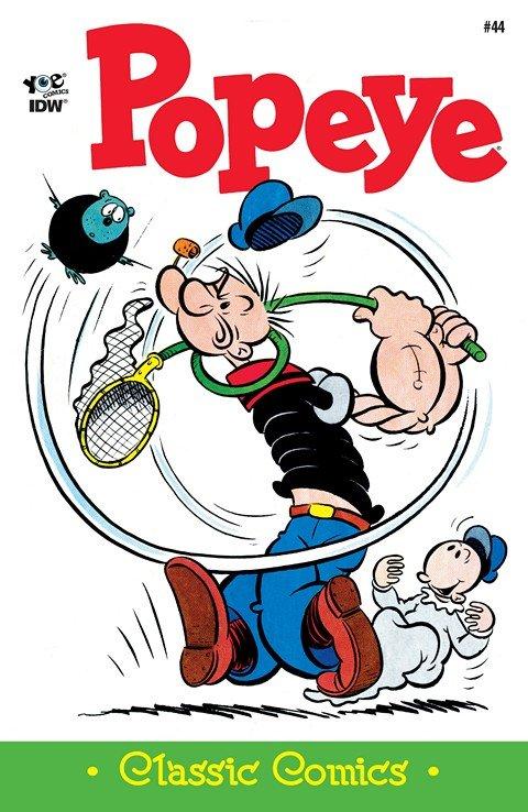 Classic Popeye #44