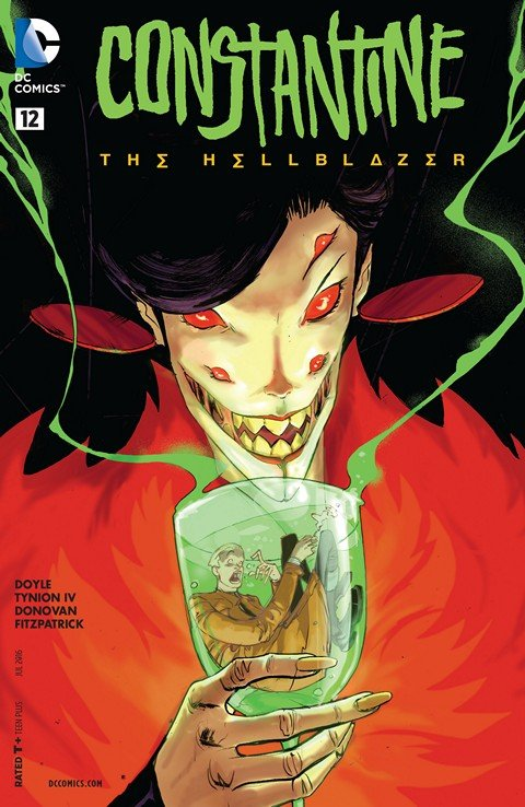 Constantine – The Hellblazer #12