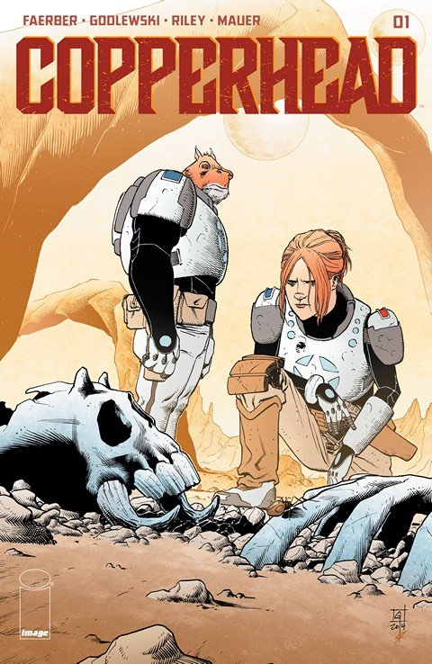 Copperhead #1 – 10 + TPB