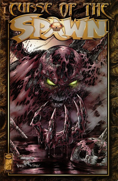 Curse Of The Spawn #1 – 29