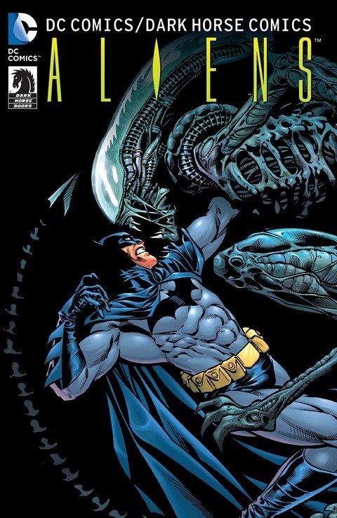 DC Comics-Dark Horse Comics – Aliens