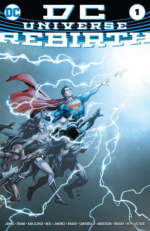 DC Universe – Rebirth #1