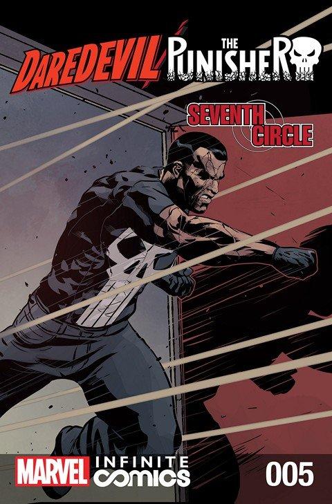 Daredevil – Punisher – Seventh Circle Infinite Comic #5