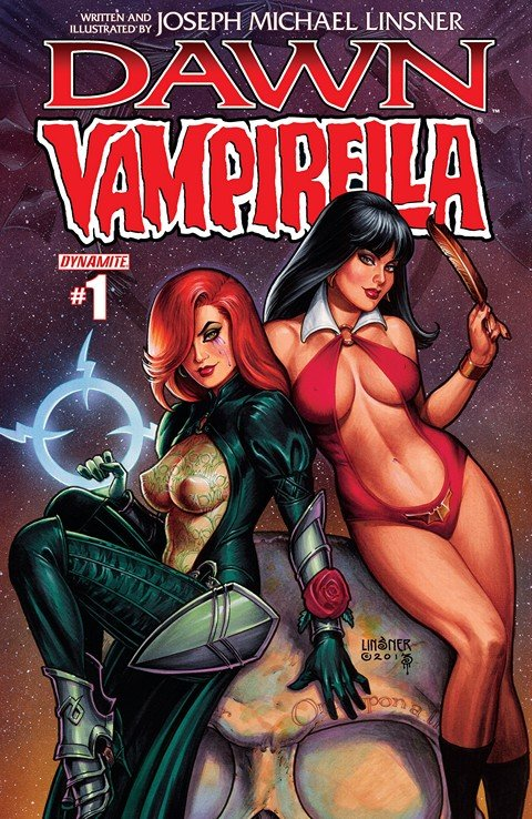 Dawn – Vampirella #1 – 5