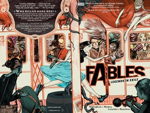 Fables Vol. 1 – Legends in Exile