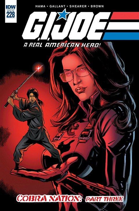 G.I. Joe – A Real American Hero #228