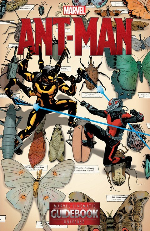 Guidebook to the Marvel Cinematic Universe – Marvel's Ant-Man