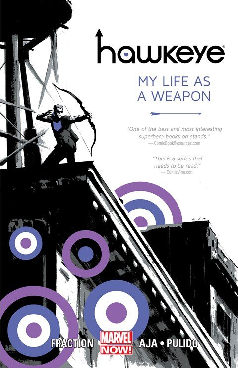 Hawkeye Vol. 1 – My Life As A Weapon