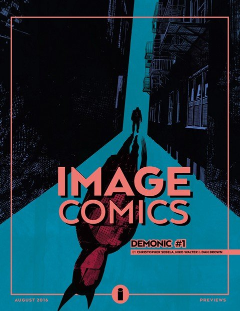 Image Comics – Solicitations for August 2016