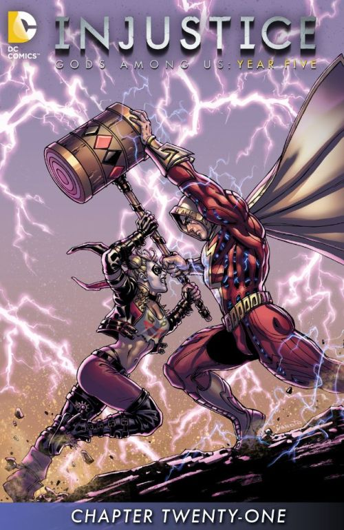 Injustice – Gods Among Us – Year Five #21