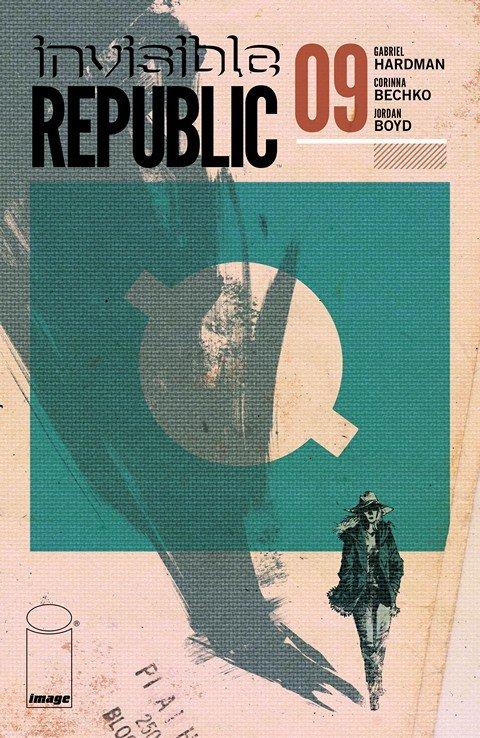 Invisible Republic #1 – 9 + TPB