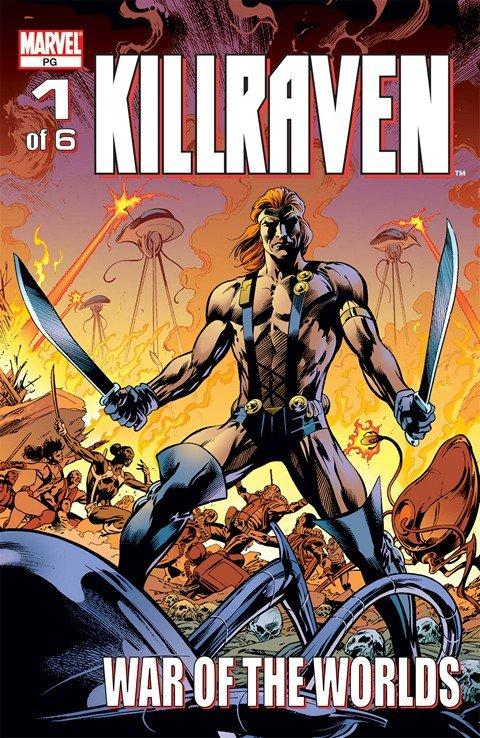 Killraven #1 – 6 (2002-2003)