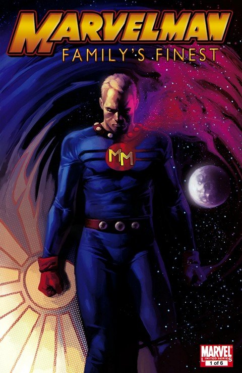 Marvelman Family's Finest #1 – 6