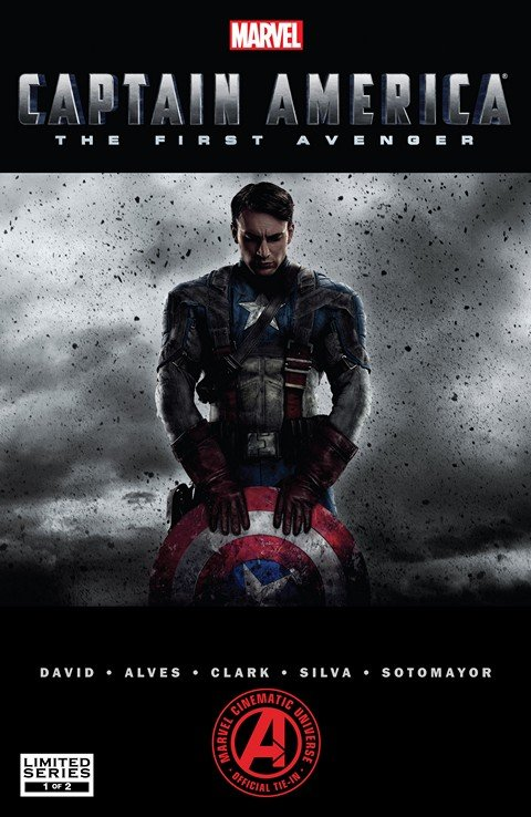Marvel's Captain America – The First Avenger Adaptation #1 – 2