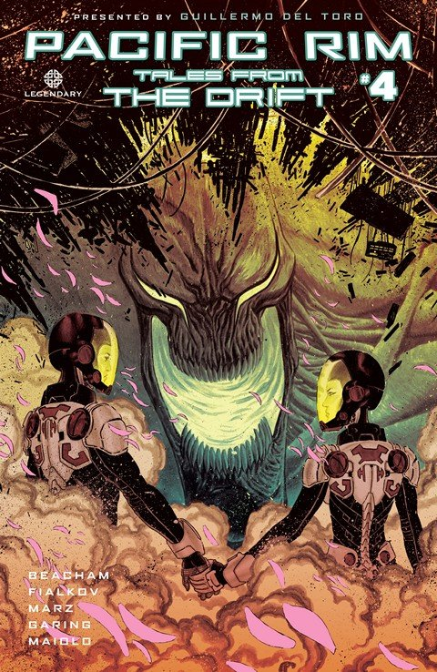Pacific Rim – Tales From The Drift #4