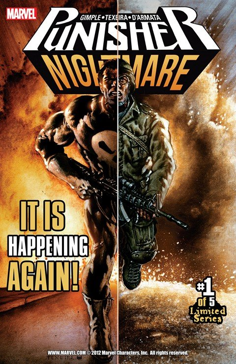 Punisher – Nightmare #1 – 5